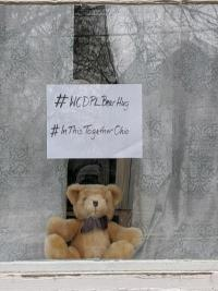 #WCDPLBearHug photo