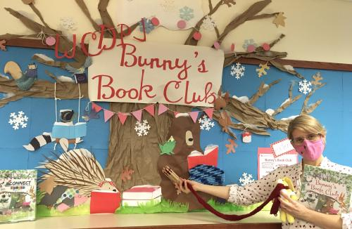Bunny's book club extended
