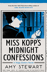Miss Kopp's Midnight Confessions, book cover