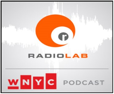 link to Radiolab podcast