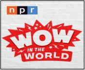 Wow in the World podcast