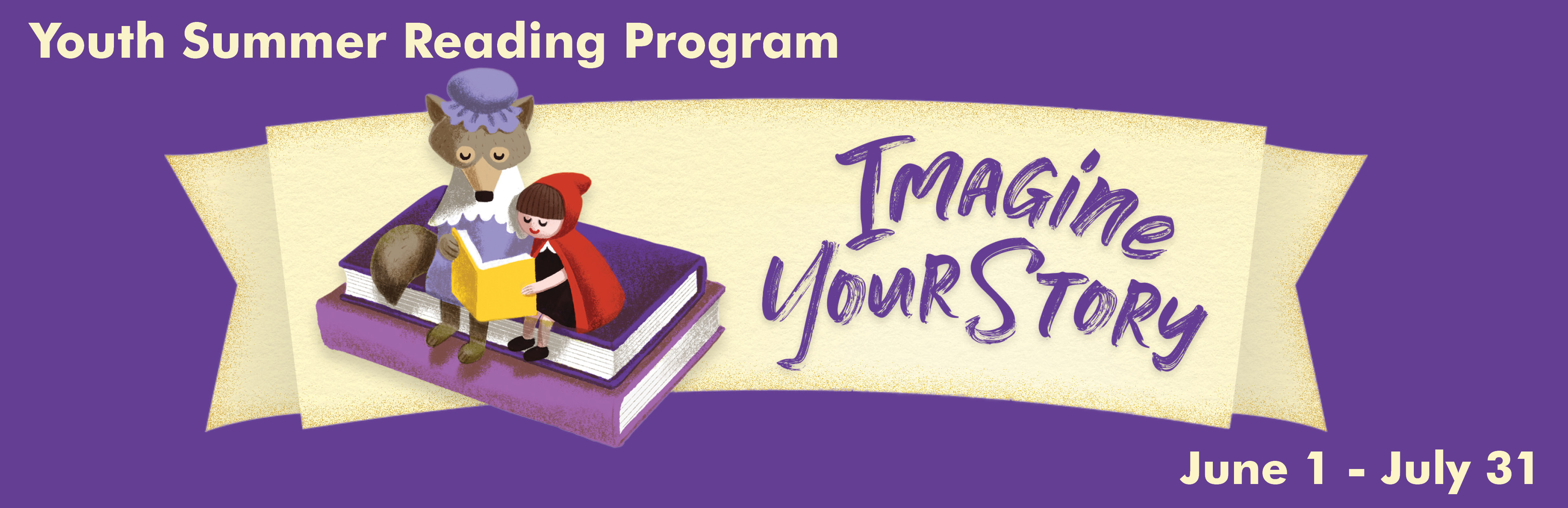 Youth Summer Reading Program, June 1 0 July 31